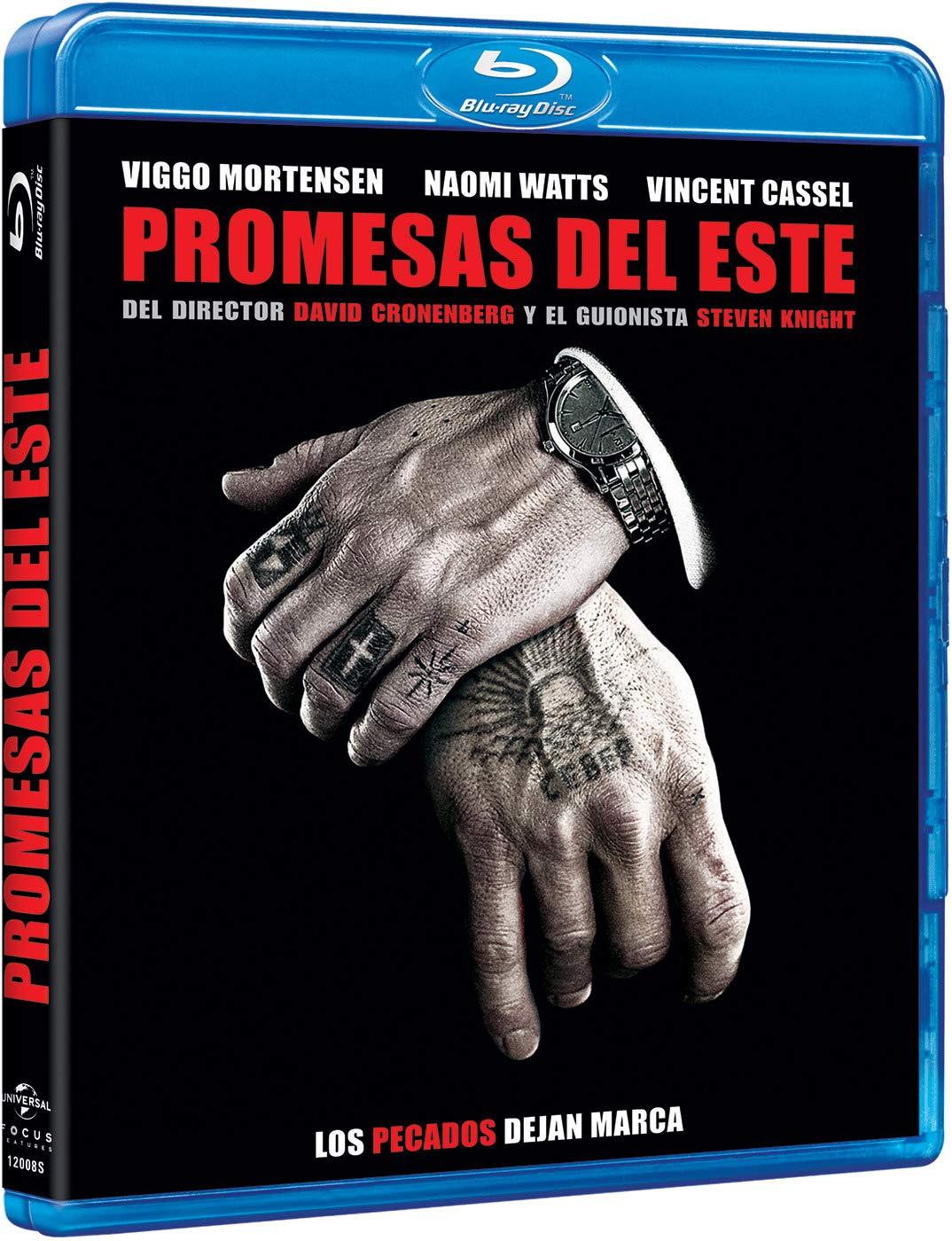 Promesas del Este Blu-ray