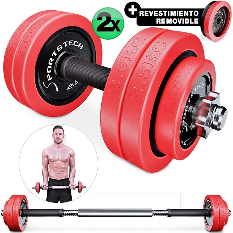 Hacer ejercicio como en el gimnasio es posible con estos aparatos
