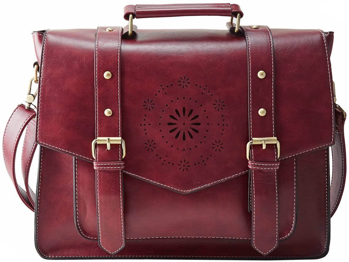 Bolso de tipo maletín para mujer Ecosusi.