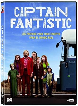 Captain Fantastic Blu-ray