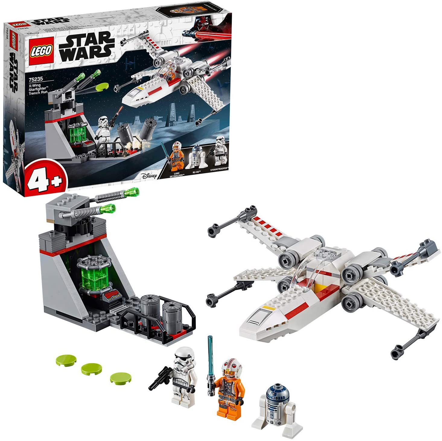 Caza estelar Ala-X Star Wars (LEGO)
