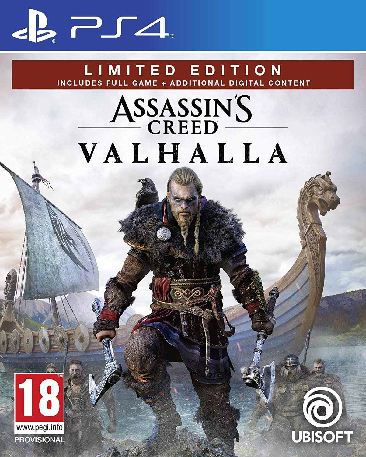 Assassin's Creed Valhalla (Ubisoft)