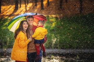 Los mejores productos para protegerse de la lluvia.