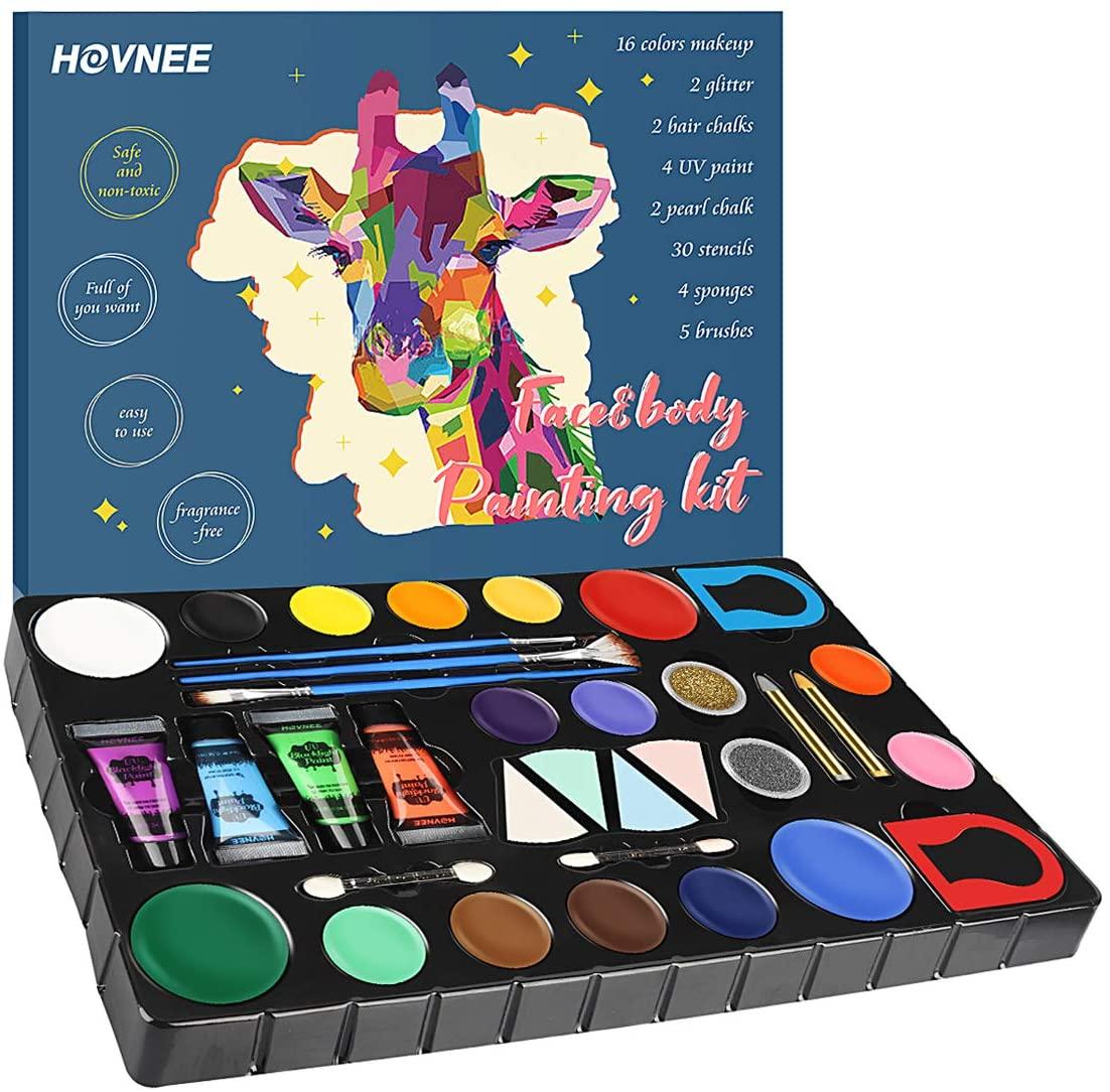 Kit de pintura corporal y facial (HOVNEE)