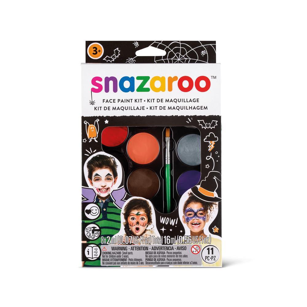Maquillaje de fiesta (Snazaroo)