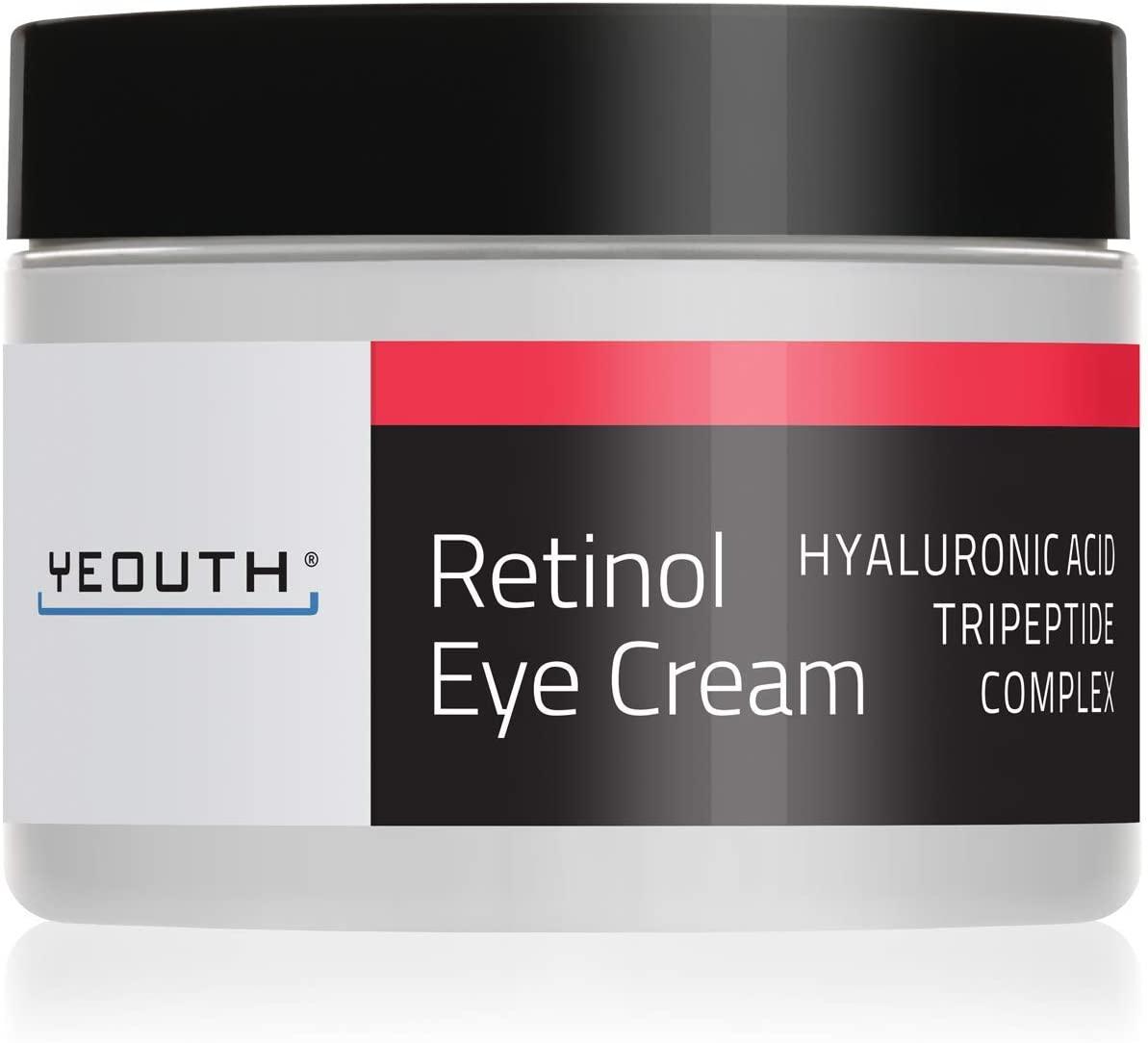 Crema para ojos con Retinol (Yeouth)
